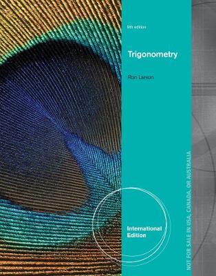 Trigonometry - Larson, Ron