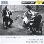 Trio Recital 1966