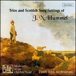 Trios and Scottish Song Setting of J.N.Hummel