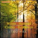 Trios by Wilms, Hummel, Czerny & Beethoven