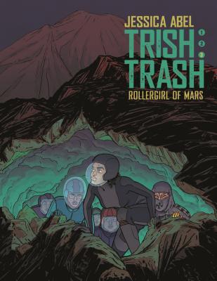 Trish Trash #3 - Abel, Jessica