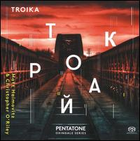 Troika - Christopher O'Riley (piano); Matt Haimovitz (cello)