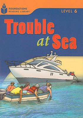 Trouble at Sea - Waring, Rob