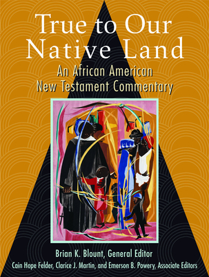 True to Our Native Land: An African American New Testament Commentary - Blount, Brian K, and Felder, Cain Hope, and Powery, Emerson B (Editor)