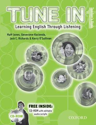 Tune in 1: Learning English Through Listening - Jones, Matt, and Kocienda, Genevieve, and Richards, Jack C, Professor