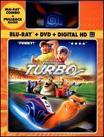 Turbo [2 Discs] [With Toy Racer] [Blu-ray/DVD]