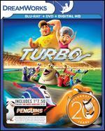 Turbo [Includes Digital Copy] [Blu-ray/DVD] [Movie Money]