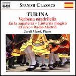Turina: Piano Music, Vol. 11 - Verbena madrile�a