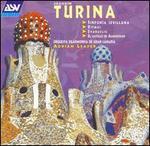 Turina: SINFONIA SEVILLANA / RITMOS / EVANGELIO