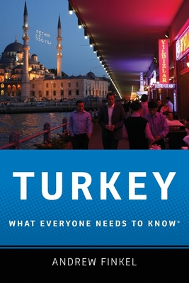 Turkey: What Everyone Needs to Know - Finkel, Andrew