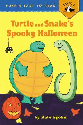 Turtle and Snake's Spooky Halloween -
