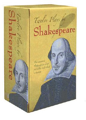 Twelve Plays by Shakespeare: The Essential Shakespeare Plays in Twelve Individual Volumes - Shakespeare, William