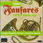 Twenty Fanfares for the Common Man
