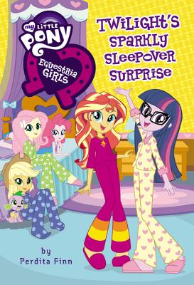 Twilight's Sparkly Sleepover Surprise - Finn, Perdita