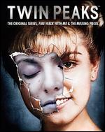 Twin Peaks: The Original Series, Fire Walk with Me and the Missing Pieces [Blu-ray]