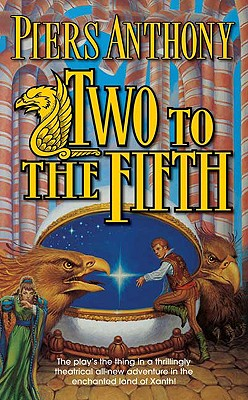 Two to the Fifth - Anthony, Piers