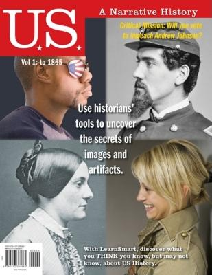 U.S. a Narrative History, Volume 1: To 1865 - Davidson, James West, and Delay, Brian, Professor, and Heyrman, Christine Leigh
