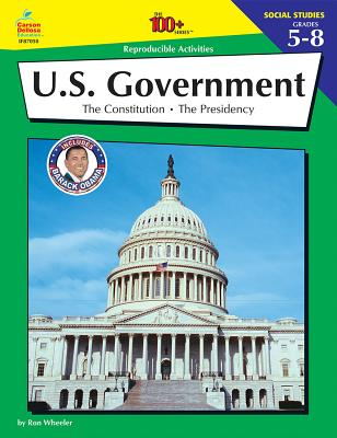 U.S. Government, Grades 5 - 8 - Wheeler, Ron