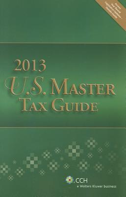 U.S. Master Tax Guide - CCH Editorial Staff Publication (Creator)