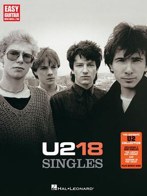 U2: 18 Singles - U2