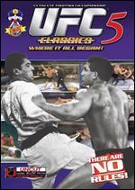 UFC 5: Return of the Beast - Mark Lucas
