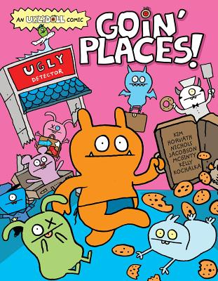 Uglydoll: Goin' Places - Nichols, Travis, and Horvath, David