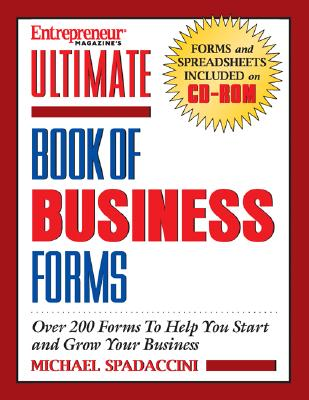 Ultimate Book of Business Forms - Spadaccini, Michael