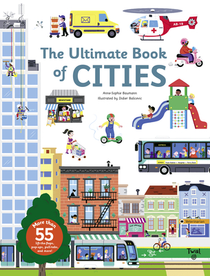 Ultimate Book of Cities - Baumann, Anne-Sophie