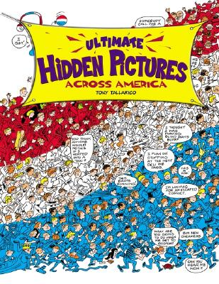 Ultimate Hidden Pictures Across America - Tallarico, Tony