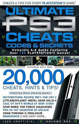 """Ultimate PS3 Cheats and Guides - Includes Bonus LitttleBigPlanet Guide: v. 1: Featuring """"Call of Duty: World at War"""", """"GTA IV"""" and Many More... -"""