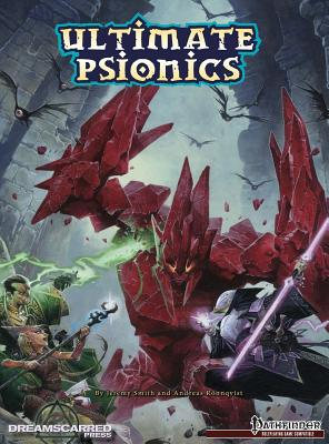 Ultimate Psionics - Smith, Jeremy, and Ronnqvist, Andreas