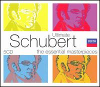 Ultimate Schubert: The Essential Masterpieces [Box Set] - Aafje Heynis (contralto); Beaux Arts Trio; Bernard Greenhouse (cello); Clifford Curzon (piano); Dietfried Gürtler (cello);...