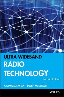 Ultra-Wideband Radio Technology - Siwiak, Kazimierz