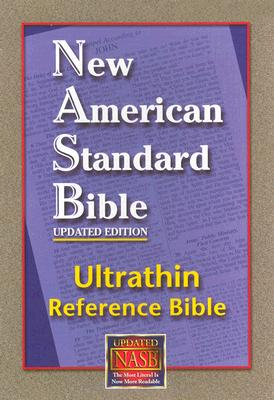 Ultrathin Reference Bible-NASB - Foundation Publication Inc (Creator)