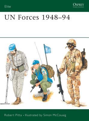 Un Forces 1948-94 - Pitta, Robert
