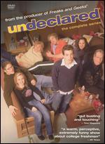 Undeclared: The Complete Series [4 Discs]