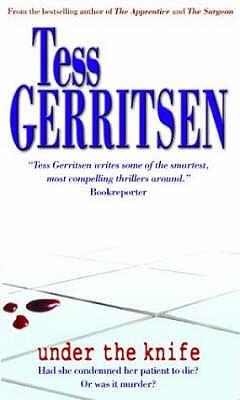 Under The Knife - Gerritsen, Tess