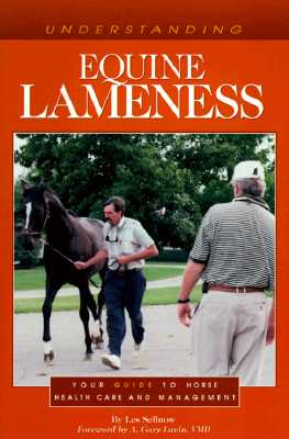 Understanding Equine Lameness - Sellnow, Les, and Swallow, Les