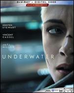 Underwater [Includes Digital Copy] [Blu-ray] - William Eubank