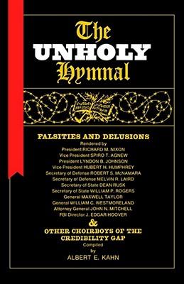 Unholy Hymnal - Kahn, Albert Eugene