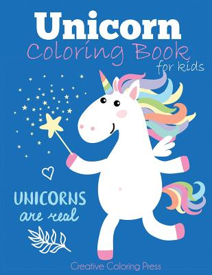 Unicorn Coloring Book for Kids: Magical Unicorn Coloring Book for Girls, Boys, and Anyone Who Loves Unicorns - Dp Kids, and Coloring Books for Kids