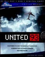 United 93 [Universal 100th Anniversary] [2 Discs] [Includes Digital Copy] [Blu-ray/DVD]