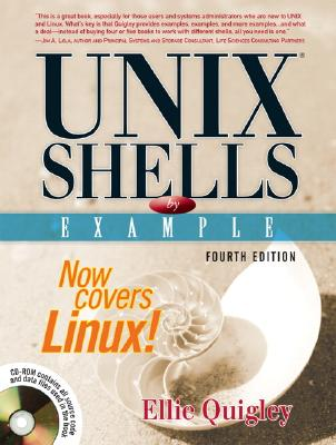 Unix Shells by Example - Quigley, Ellie