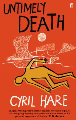 Untimely Death - Hare, Cyril