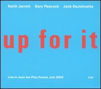 Up for It: Live in Juan-Les-Pins - Keith Jarrett Trio