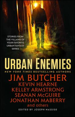 Urban Enemies - Butcher, Jim, and Hearne, Kevin, and McGuire, Seanan
