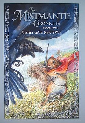 Urchin and the Raven War - McAllister, M I