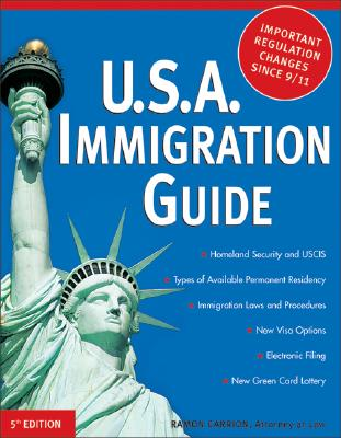 USA Immigration Guide - Carrion, Ramon, Atty.