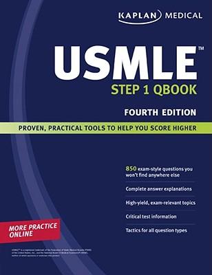 USMLE Step 1 Qbook - Kaplan (Creator)