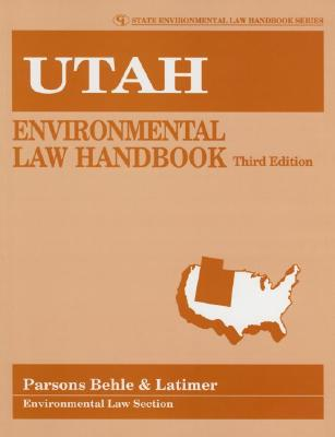 Utah Environmental Law Handbook - Parsons Behle & Latimer